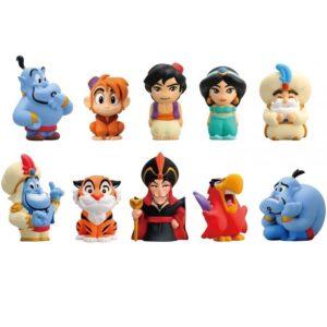 Aladdin: Sofubi Puppet Mascot 1Box 10pcs