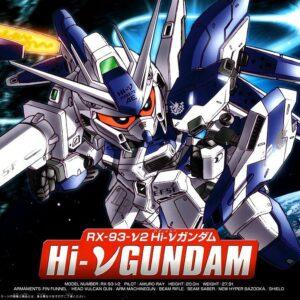 BB Hi-Nu Gundam