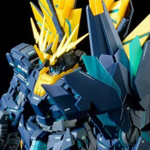 P-Bandai 1/100 MG Unicorn Gundam 02 Banshee Norn (Final Battle ver.)