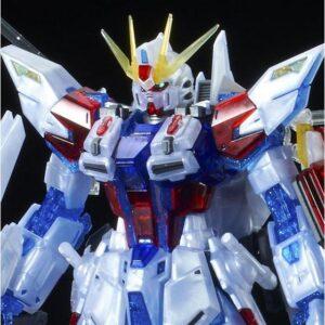 Exclusive 1/100 MG Star Build Strike Gundam (RG System Ver.) Web Limited
