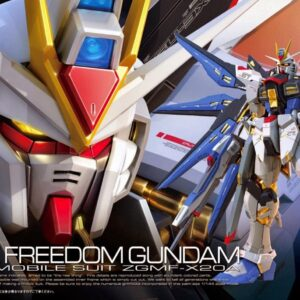 1/144 RG Strike Freedom Gundam 14