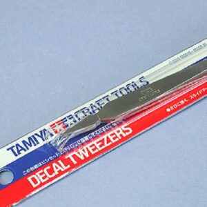 Tweezers for Decal by Tamiya