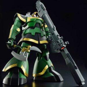 P-Bandai 1/100 MG Dozel Zabi Custom Rick Dom