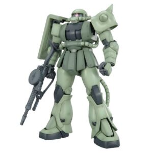 1/100 MG MS-06F Zaku II Ver.2.0