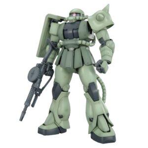 1/100 MG MS-06F Zaku II Ver.2.0