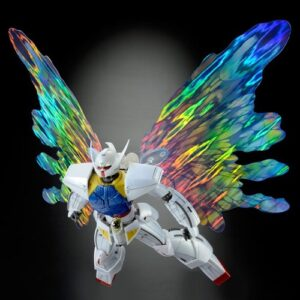 P-Bandai 1/100 MG Turn A gundam Moonlight Butterly