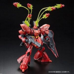 P-Bandai 1/100 MG Sazabi Ver Ka & RE Nightengale Funnel Effect Set