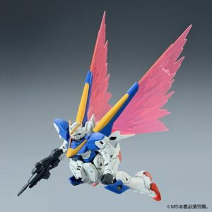 P-Bandai EXPANSION EFFECT UNIT WINGS OF LIGHT for HG VICTORY Gundam
