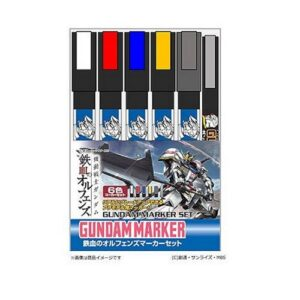 Gundam Marker Iron-Blooded Orphans Set
