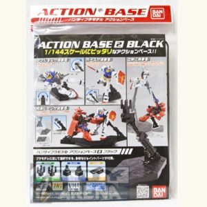 Action Base 2 – 1/144 Models Black