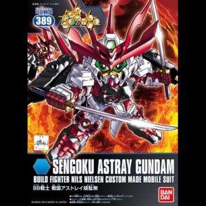 BB Sengoku Astray Gundam