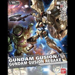 1/100 Gundam Gusion and Gundam Gusion Rebake