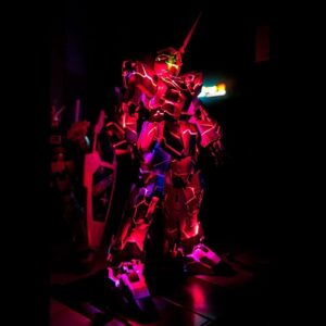 LED kit for 1/60 PG Unicorn Gundam & Unicorn Banshee Norn
