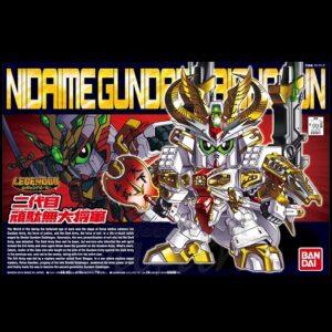 LEGEND BB Nidaime Gundam Dai Shogun