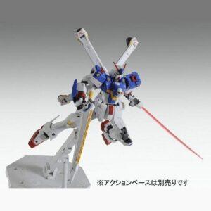 P-Bandai 1/100 MG Crossbone Gundam X3 Ver Ka