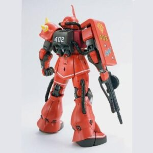 P-Bandai 1/100 MG MS-06S Johnny Ridden's Zaku II 2.0
