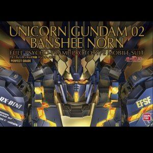1/60 PG Unicorn Gundam 02 Banshee Norn