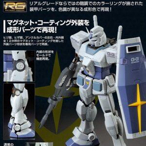 P-Bandai 1/144 RG RX78-3 G-3 Gundam