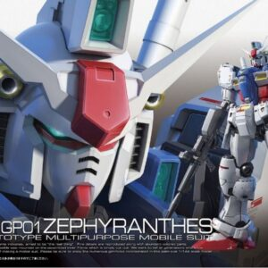 1/144 RG RX-78GP01 Gundam GP01 Zephyranthes 12