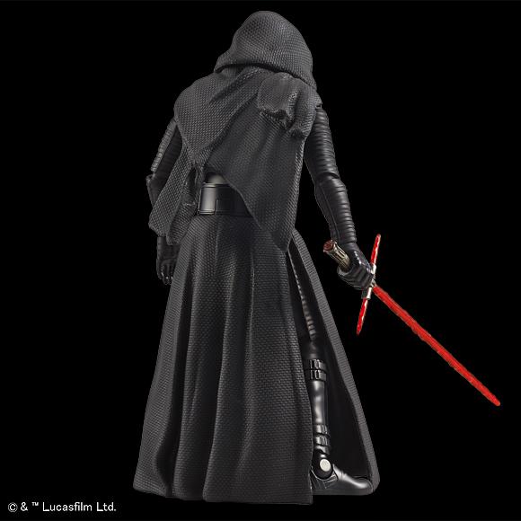 Bandai Star Wars: 1/12 Kylo Ren