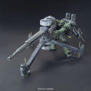 1/144 HG Zaku II + Big Gun [Gundam Thunderbolt Anime Ver.]
