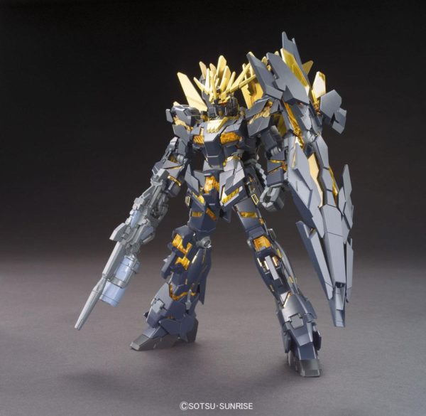 1/144 HGUC Unicorn Banshee (Destroy Mode)
