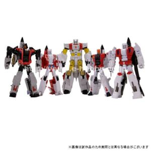 Transformers UW01 Unite Warriors Superion Set