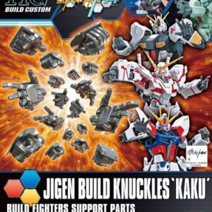 1/144 HGBC Jigen Build Knuckle Square