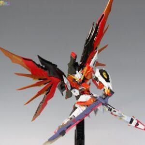 Metal Build Destiny Gundam [Heine Westenfluss]