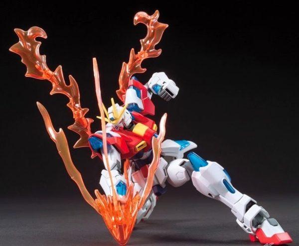 1/144 HGBF Try Burning Gundam