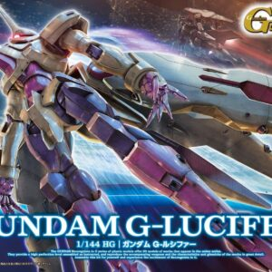 1/144 HG Gundam G-Lucifer