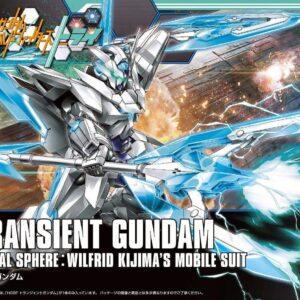 1/144 HGBF Transient Gundam