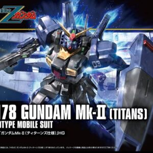 1/144 HGUC Revive RX-178 Gundam Mk-II Titans Version