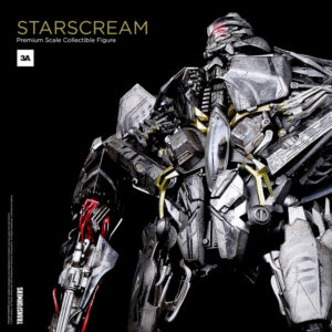 Transformers: Dark of the Moon Starscream by 3A Toys (Pre-Order only)