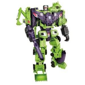 Transformers UW04 Unite Warriors Devastator