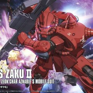 1/144 HG Char's Zaku II [Gundam The Origin]