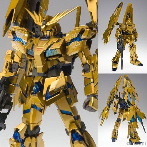 GUNDAM FIX FIGURATION METAL COMPOSITE Unicorn Gundam 03 Phenex