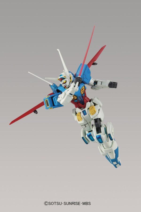 1/144 HG Gundam G-Self