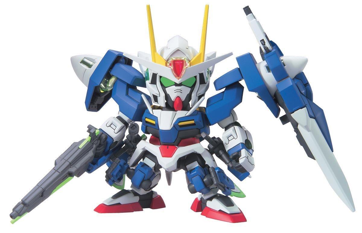 BB #368 00 (Double O) Gundam Seven Sword /G