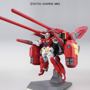 P-Bandai 1/144 HG Gundam G-Self (Assault Pack Type)