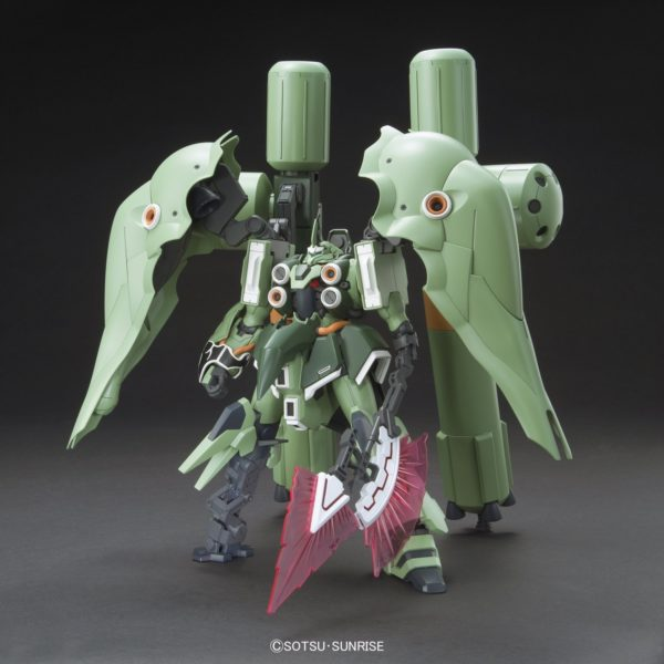 HG NZ-666 Kshatriya Repaired