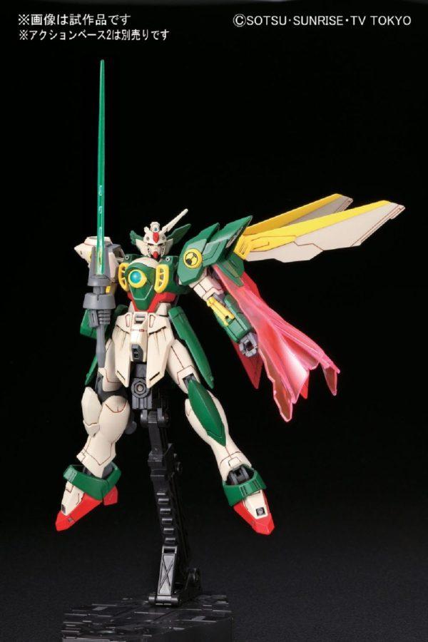 HGBF Wing Gundam Fenice