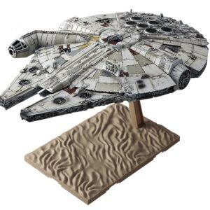 Bandai Star Wars: 1/144 Millennium Falcon ( The force awaken)