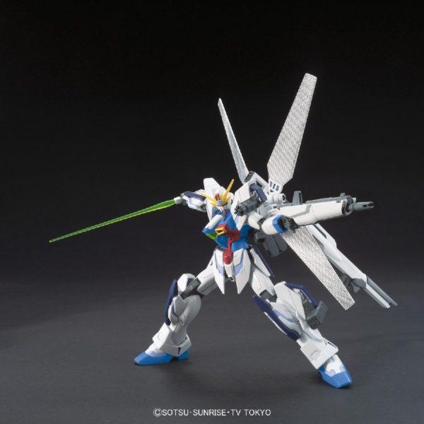 HGBF Gundam X Maoh