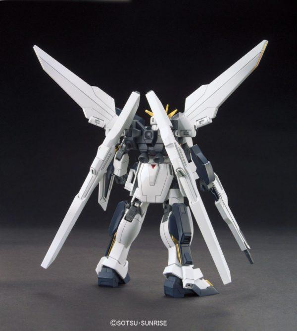 HGAW GX9901 Gundam Double X