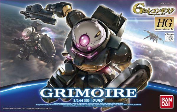 1/144 HG Grimoire