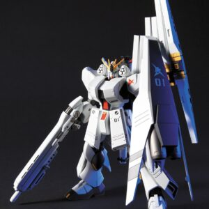 1/144 HGUC Nu Gundam Heavy Weapon System