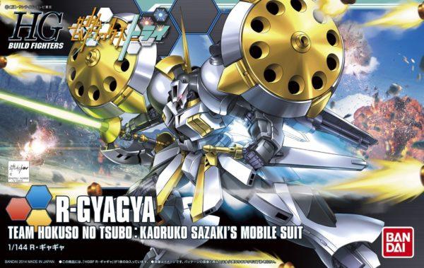 1/144 HGBF R-Gyagya Gundam