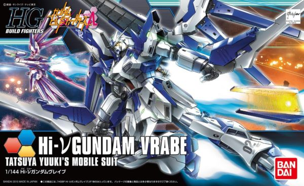 1/144 HGBF Hi-Nu Gundam Vrabe