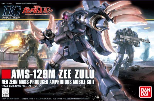 HGUC AMS-129M Zee Zulu